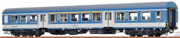 Brawa 46034 - Hungarian Passenger Car ABYEE of the MAV