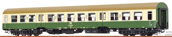 Brawa 46038 - German Passenger Car BMH of the DR