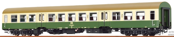 Brawa 46039 - German Passenger Car BMH of the DR