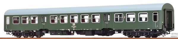 Brawa 46040 - German Passenger Car BMH of the DR
