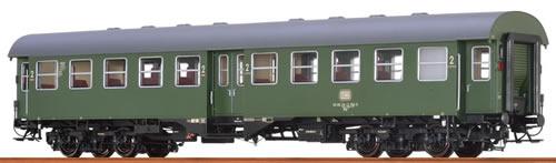 Brawa 46064 - German Passenger Coach AB4yg of the DB