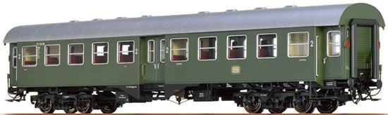 Brawa 46068 - German Passenger Coach B4yg of the DB