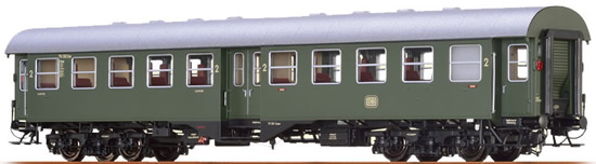 Brawa 46069 - German Passenger Coach B4yg of the DB
