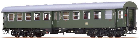 Brawa 46069 - German Passenger Coach B4yg of the DB