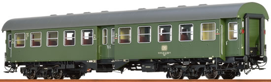 Brawa 46072 - German Passenger Coach AB4yg of the DB