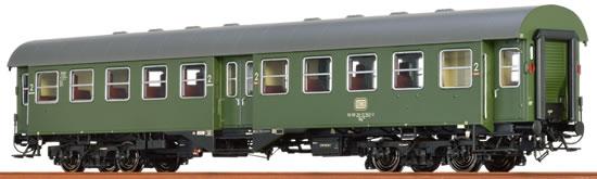Brawa 46073 - German Passenger Coach B4yg of the DB