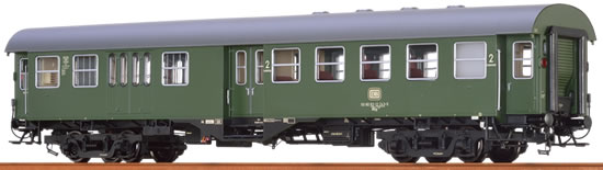 Brawa 46074 - German Passenger Coach B4yg of the DB