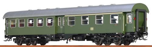 Brawa 46075 - German Passenger Coach AB4yge of the DB