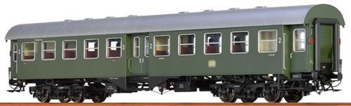 Brawa 46076 - German Passenger Coach B4yge of the DB