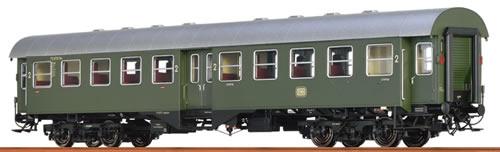 Brawa 46077 - German Passenger Coach B4yge of the DB
