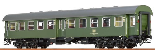 Brawa 46079 - German Passenger Coach Byg of the DB