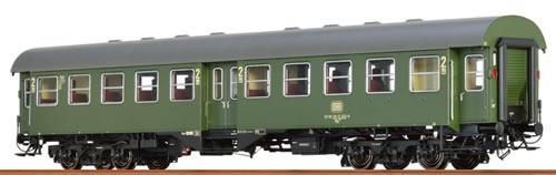 Brawa 46080 - German Passenger Coach Byg of the DB