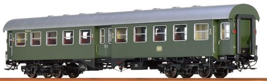 Brawa 46086 - Passenger Coach B4yg DB