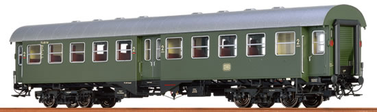 Brawa 46087 - Passenger Coach B4yg DB