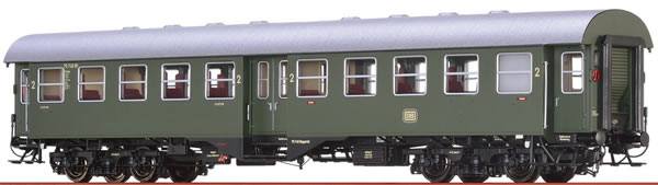 Brawa 46098 - German Passenger coach B4yg