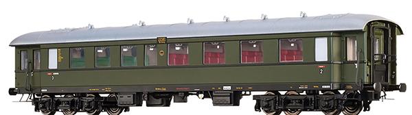 Brawa 46150 - German Passenger Coach BC4i-37 of the DRG