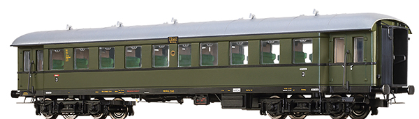 Brawa 46151 - German Passenger Coach BC4i-36 of the DRG