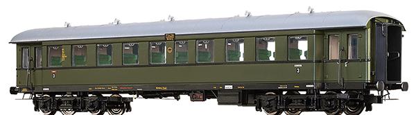 Brawa 46152 - German Passenger Coach BC4i-36 of the DRG