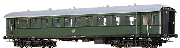 Brawa 46154 - German Passenger Coach Bye-36/50 of the DB