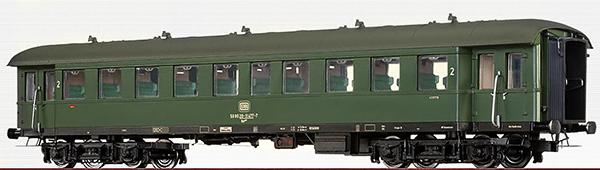 Brawa 46157 - German Passenger Coach Bye-667 of the DB