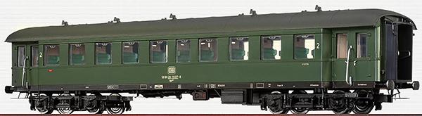 Brawa 46158 - German Passenger Coach Bye-667 of the DB