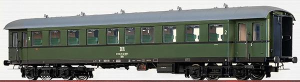 Brawa 46161 - German Passenger Coach Bye-36/50 of the DR