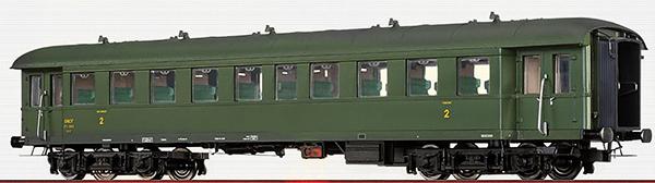 Brawa 46164 - French Passenger Coach Bye-36/50 of the SNCF