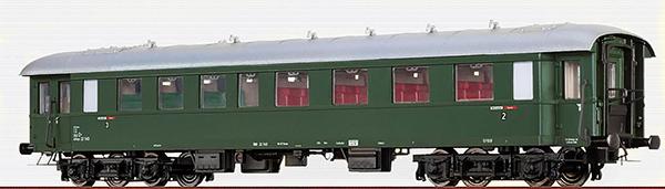 Brawa 46165 - Austrian Passenger Coach AB4yse-37/57 of the OBB
