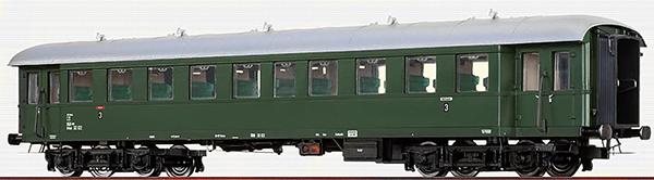 Brawa 46166 - Austrian Passenger Coach Bye-36/50 of the OBB