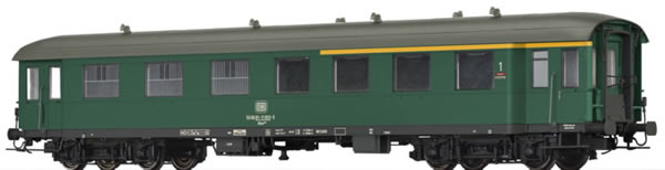 Brawa 46173 - German Passenger/Baggage Car Adyse of the DB