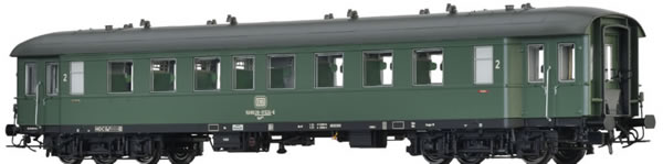 Brawa 46178 - Fast Train Coach Bye 667