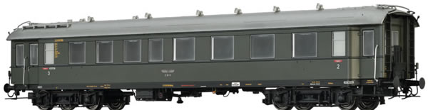Brawa 46180 - Fast Train Coach BC4i