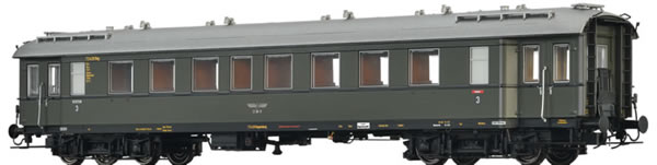 Brawa 46181 - Fast Train Coach C4i