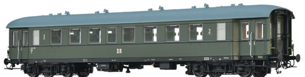 Brawa 46183 - Fast Train Coaches Bghe