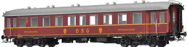 Brawa 46191 - Fast Train Coach WR4yke-36-49