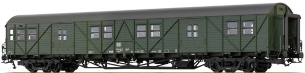 Brawa 46254 - Luggage Car MDyg986