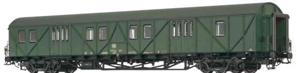 Brawa 46259 - Luggage Cart MDYG