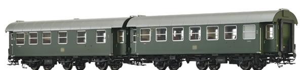 Brawa 46307 - 2pc Passenger Coaches AB3yge and B3yge Set