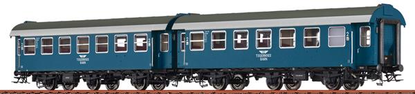 Brawa 46314 - Passenger Coach B3yg TAG