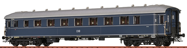 Brawa 46410 - Express Train Coach B4üe-28/ 52 F-Zugwagen