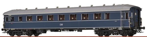 Brawa 46411 - Express Train Coach B4üe-28/ 52 F-Zugwagen