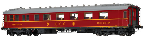 Brawa 46414 - Express Train Coach WR4ü-28/51