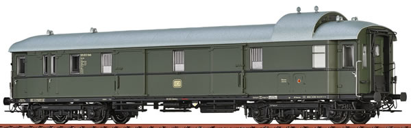 Brawa 46426 - German Express Train Car Pw4u-28