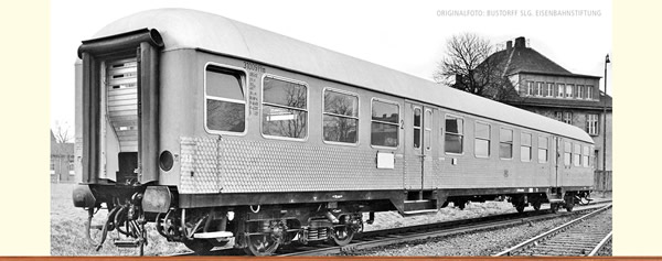 Brawa 46500 - German Passenger Car