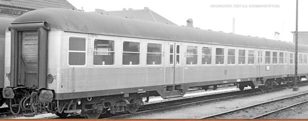 Brawa 46501 - German Passenger Car B4NB-59 of the DB
