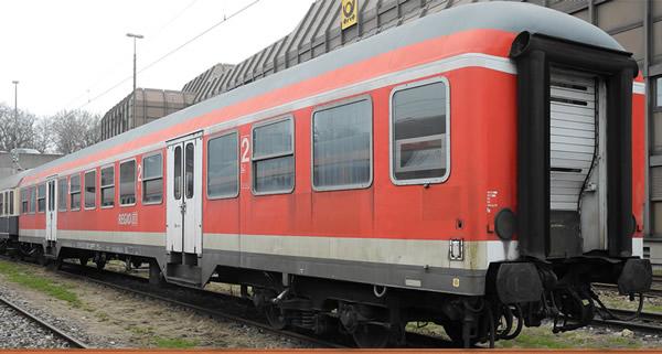Brawa 46516 - German Passenger Car BNRZ 446.0 of the DB AG