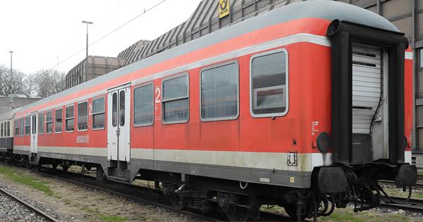 Brawa 46534 - German Passenger Car BNRZ 446.0 of the DB AG