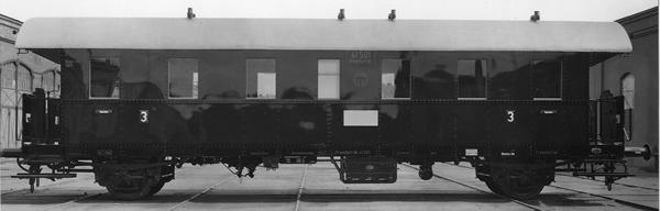 Brawa 46703 - Passenger Coach Ci 28