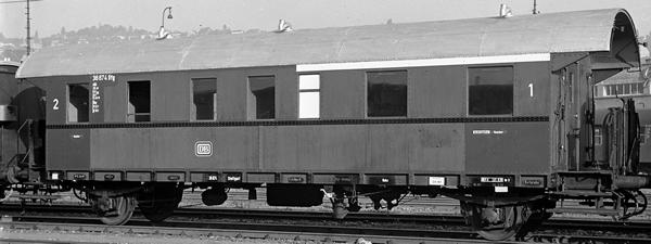 Brawa 46707 - Passenger Coach ABi