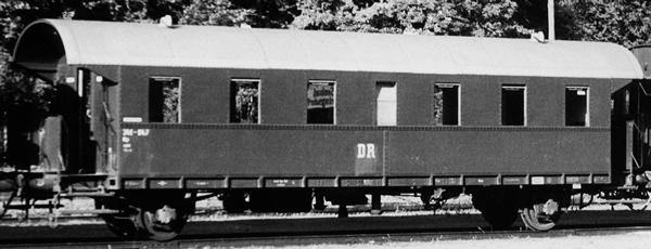 Brawa 46713 - Passenger Coach Bi